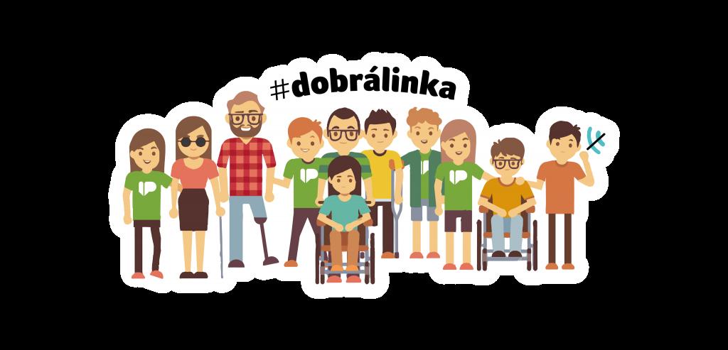Dobrá Linka - psychologická poradňa pre mladých ľudí so zdravotným znevýhodnením